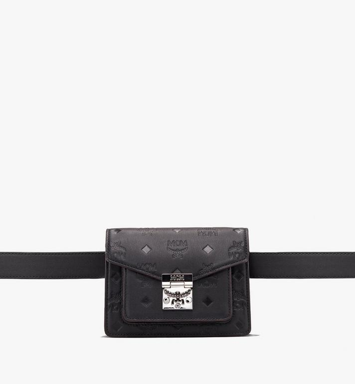 MCM Patricia Belt Bag in Monogram Leather Alternate View