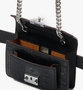 MCM Patricia Belt Bag in Monogram Leather Alternate View 4