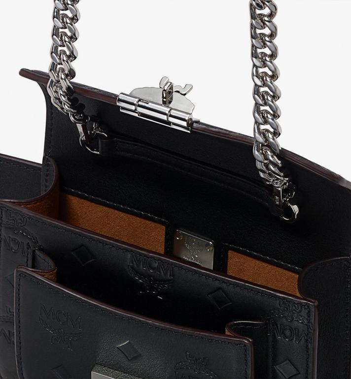 MCM Patricia Belt Bag in Monogram Leather  MWZ9APA90BK001 Alternate View 5