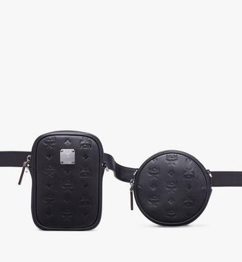 MCM Essential Belt Bag in Monogram Leather Alternate View