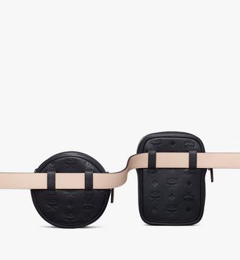 MCM Essential Belt Bag in Monogram Leather Alternate View 2