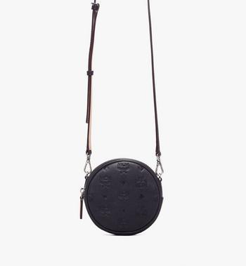 MCM Essential Belt Bag in Monogram Leather Alternate View 3