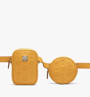 Essential Belt Bag in Monogram Leather