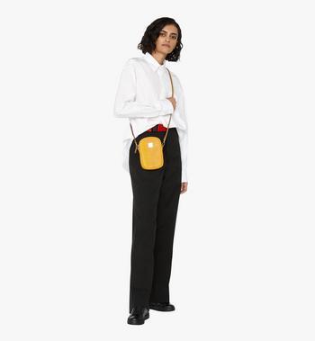 MCM Essential Belt Bag in Monogram Leather Alternate View 7