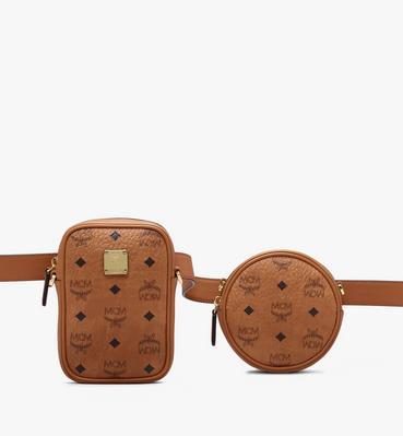 Essential Belt Bag in Visetos