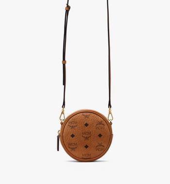 MCM Essential Belt Bag in Visetos Alternate View 5