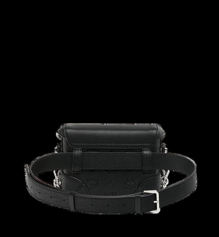 MCM Soft Berlin Belt Bag in Monogram Leather AlternateView4