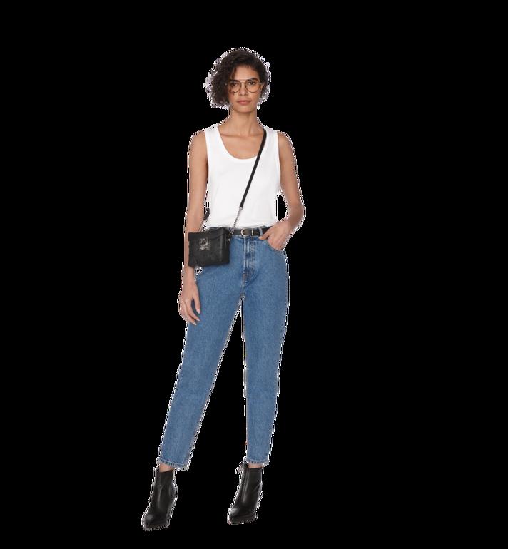 MCM Soft Berlin Belt Bag in Monogram Leather AlternateView7