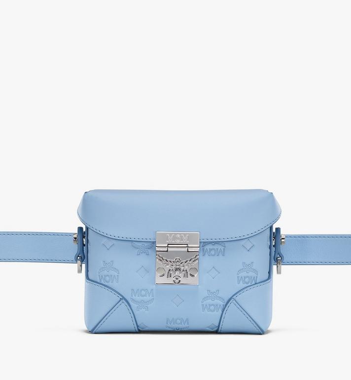 MCM N/S Soft Berlin Belt Bag in Monogram Leather Alternate View