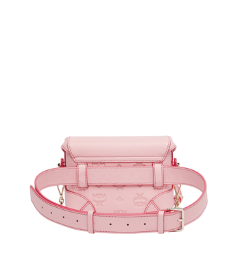 MCM Soft Berlin Belt Bag in Monogram Leather Alternate View 4
