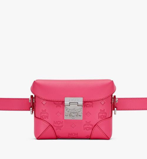 N/S Soft Berlin Belt Bag in Monogram Leather