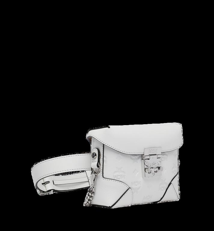 MCM Soft Berlin Belt Bag in Monogram Leather AlternateView2