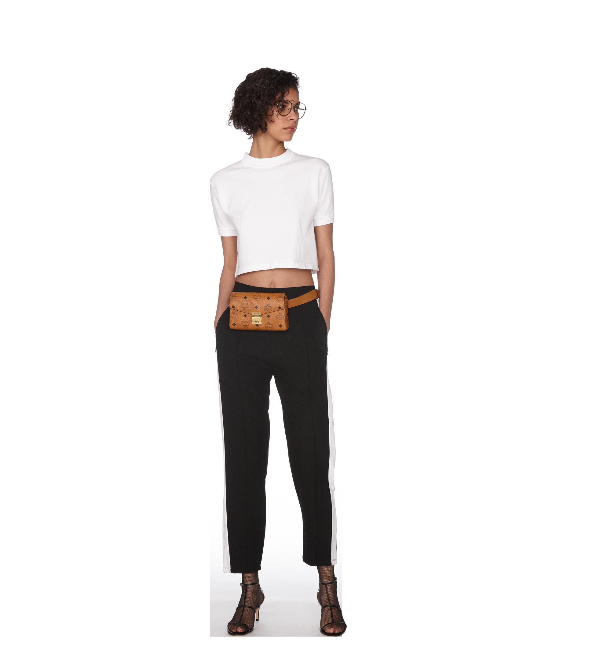 Small Patricia Belt Bag in Visetos Cognac   MCM® DE
