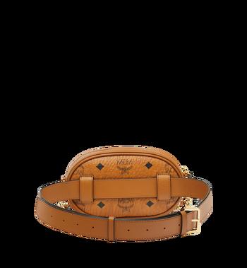 MCM Essential Belt Bag in Original Visetos Alternate View 4