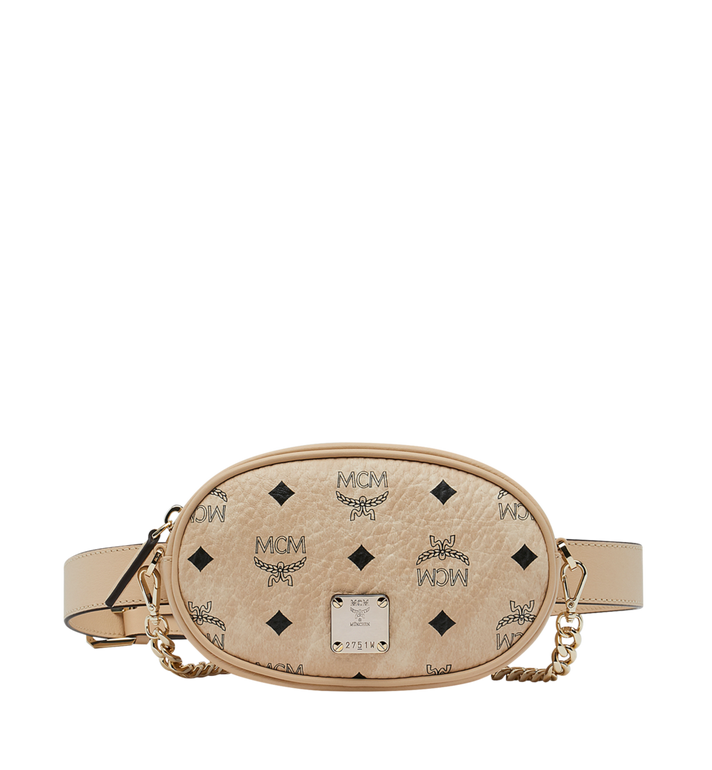 Essential Visetos Original Belt Bag Small Beige