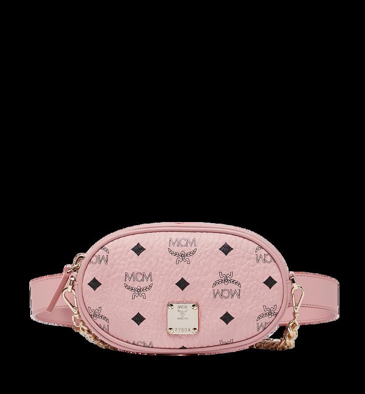 Essential Belt Bag In Original Visetos by Mcm
