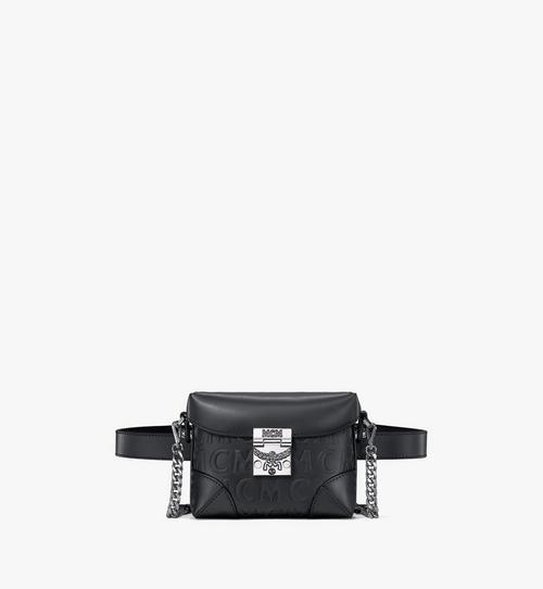 Soft Berlin Belt Bag in MCM Monogram Leather
