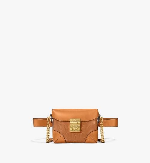 Soft Berlin Belt Bag in MCM Monogram Leather