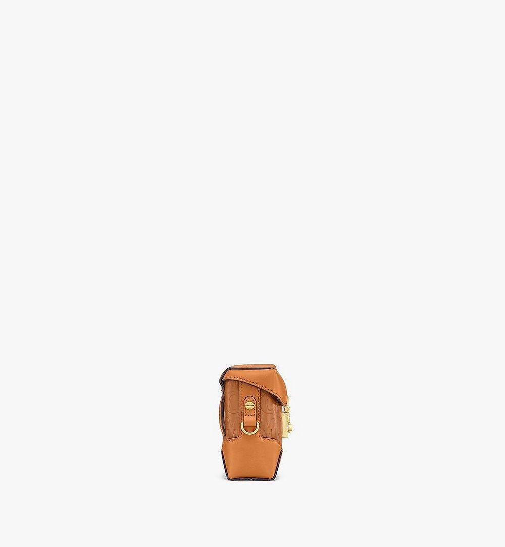MCM Gürteltasche SoftBerlin aus Leder mit MCM-Monogramm Black MWZAABF01CO001 Noch mehr sehen 1