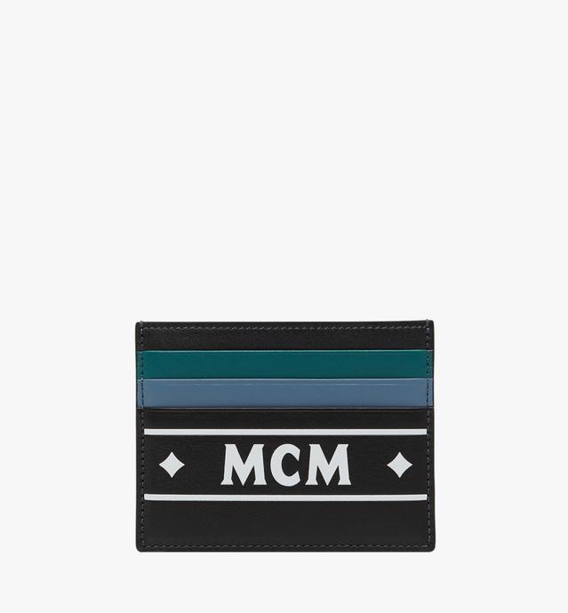 コーブルク ロゴストライプ カードケース