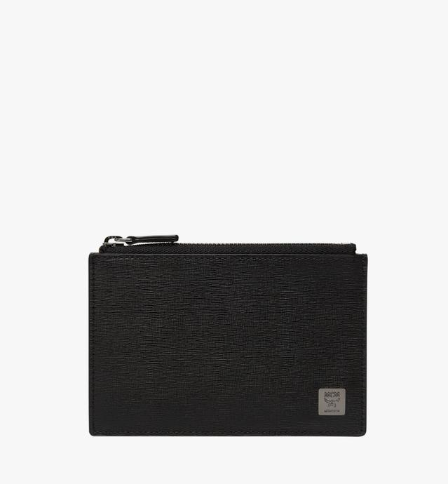 코부르크 크로스그래인 레더 카드 지갑