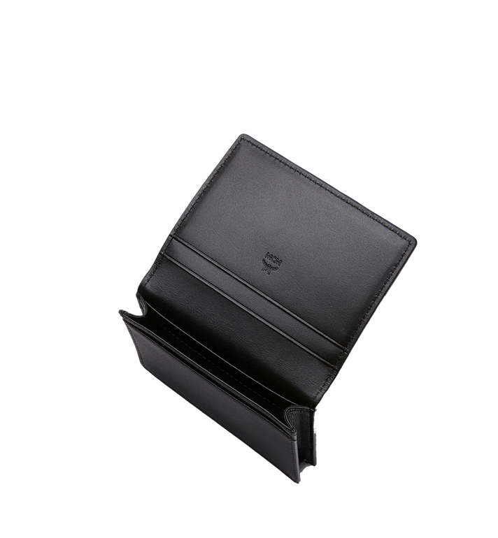 MCM 비세토스 오리지널 비즈니스 카드 케이스 Black MXA8SVI20BK001 Alternate View 4