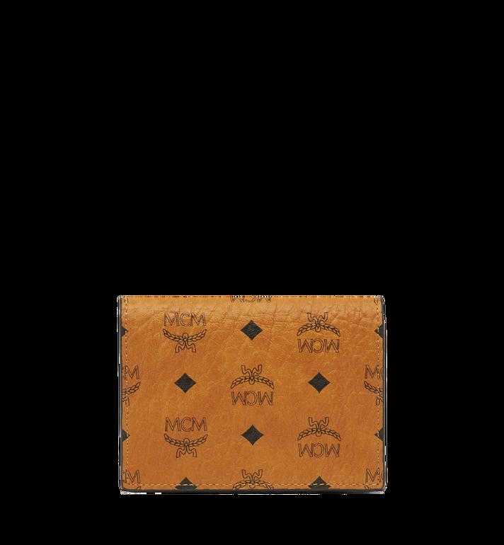 MCM 비세토스 오리지널 비즈니스 카드 케이스 Cognac MXA8SVI20CO001 Alternate View 3