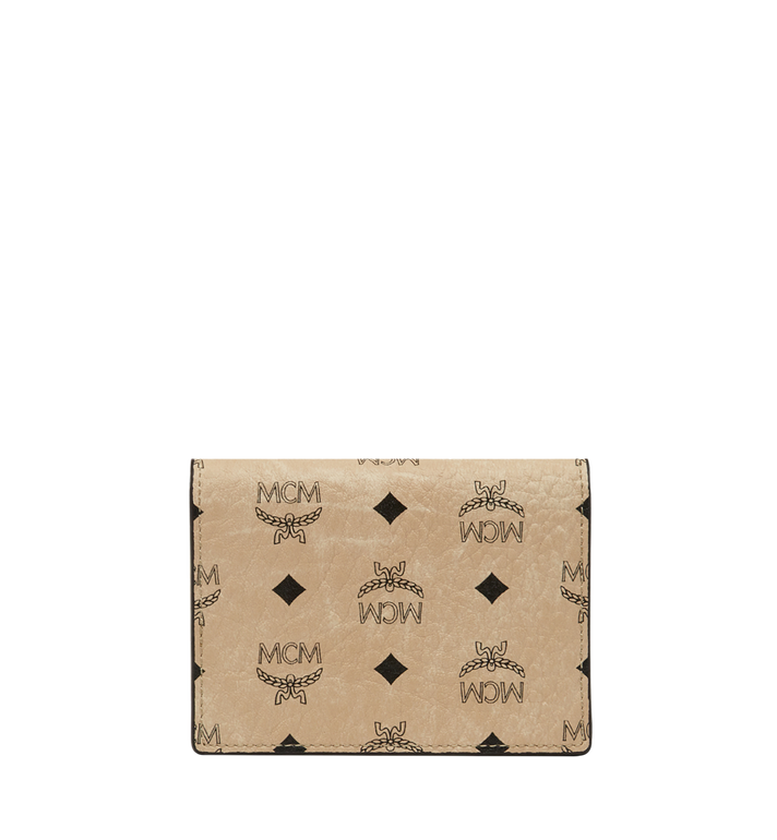 MCM 비세토스 오리지널 비즈니스 카드 케이스 MXA8SVI20IG001 AlternateView3