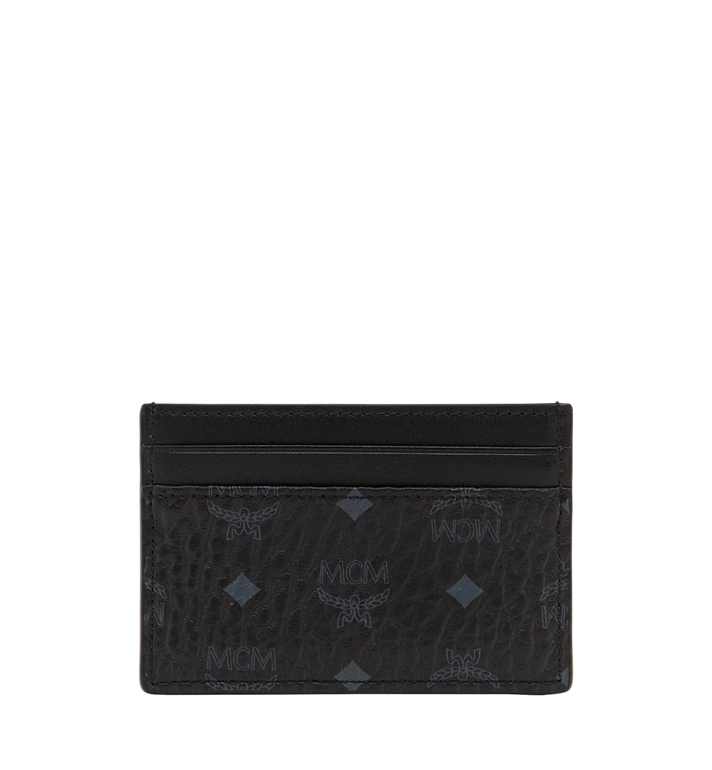 MCM Card Case in Visetos Original AlternateView1