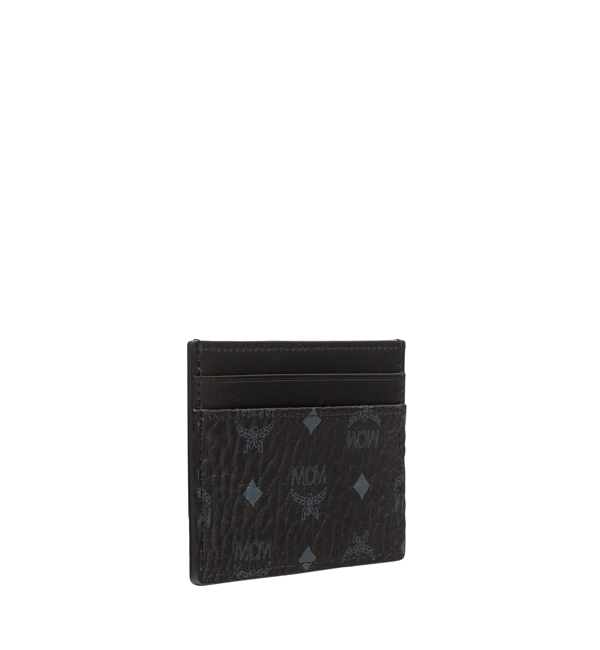 MCM Visetos 經典卡夾 Black MXA8SVI26BK001 更多視圖 1