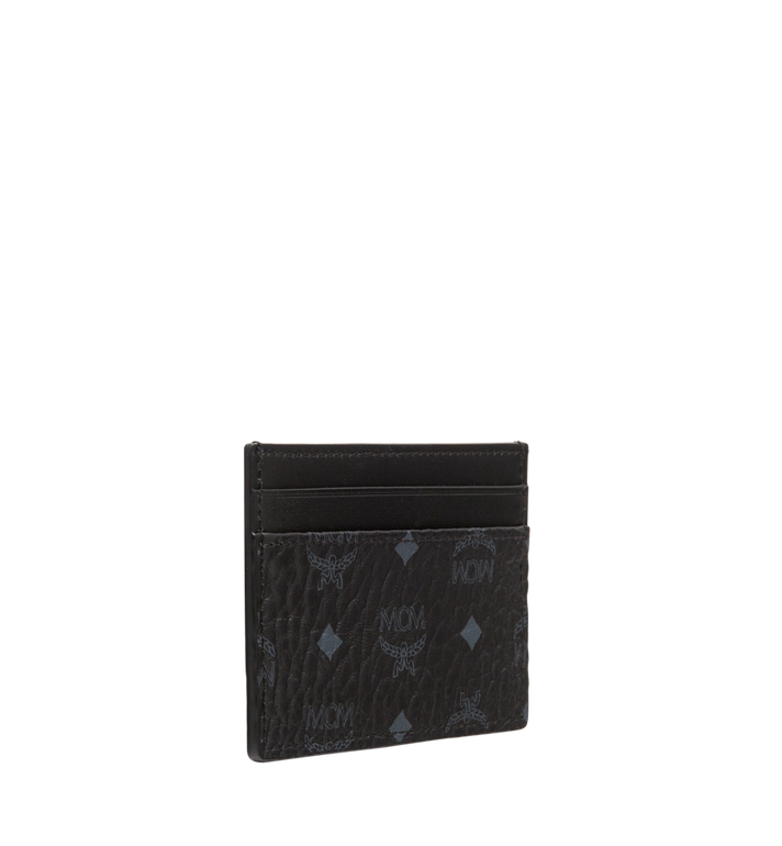 MCM Card Case in Visetos Original AlternateView2