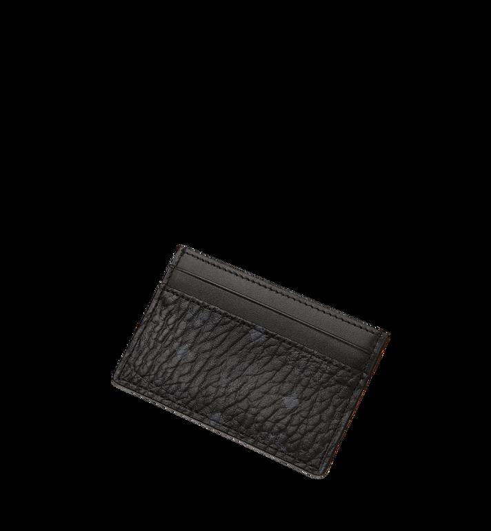 MCM Card Case in Visetos Original MXA8SVI26BK001 AlternateView4