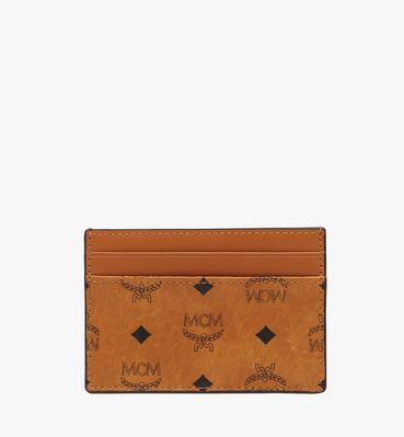 989f82d8f51 Men's Card & Key Wallets | MCM