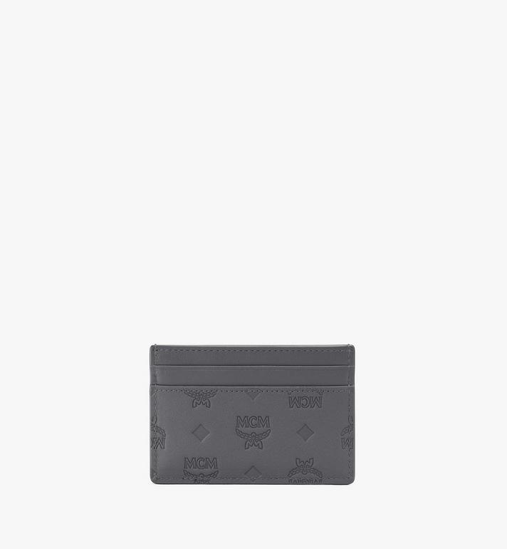 MCM Card Case in Monogram Leather Alternate View