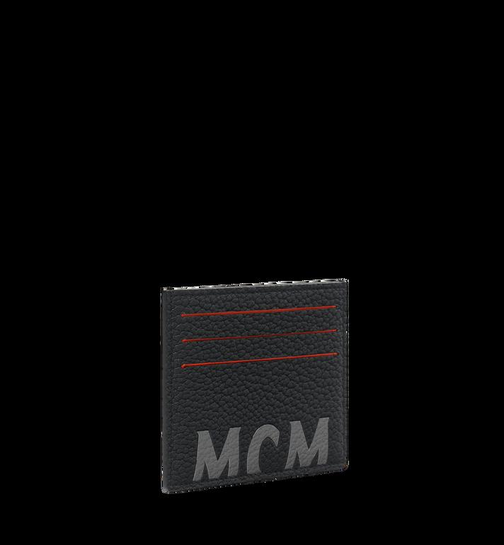 MCM 뉴 빅 로고 카드 케이스 Black MXA9SBM06BK001 Alternate View 2