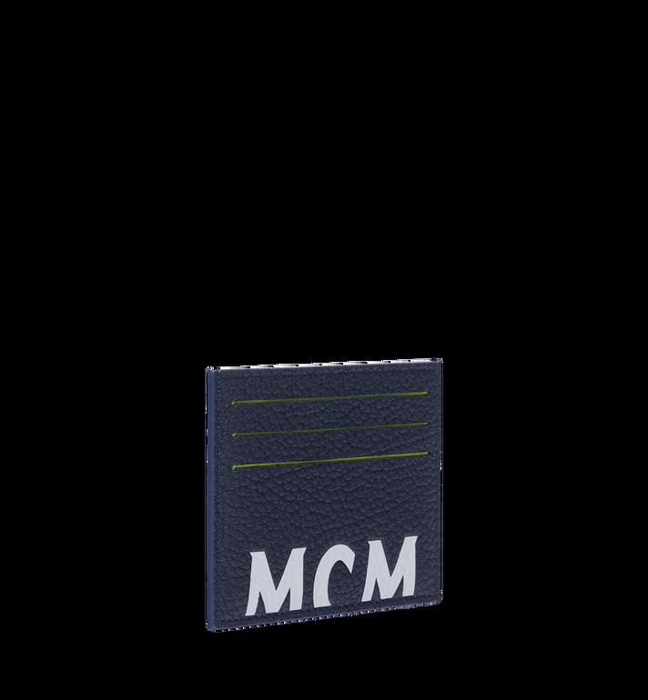 MCM ロゴプリント レザー カードケース Alternate View 2