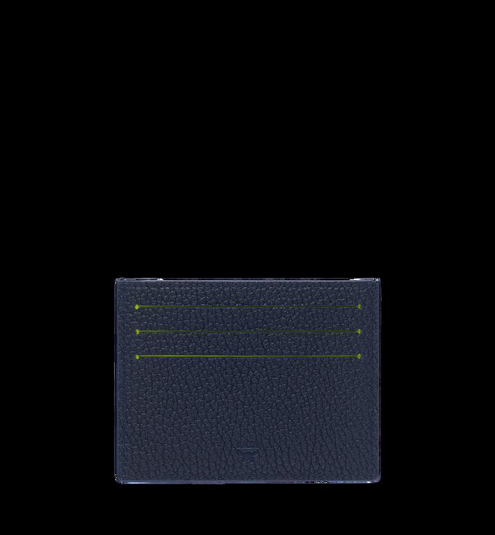 MCM ロゴプリント レザー カードケース Alternate View 3