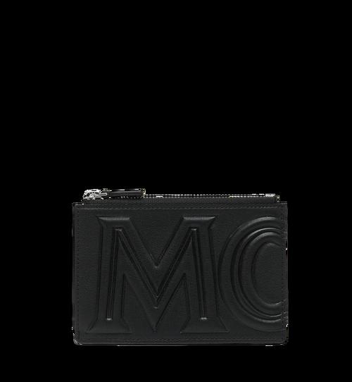 MCM 인젝션 로고 카드 홀더