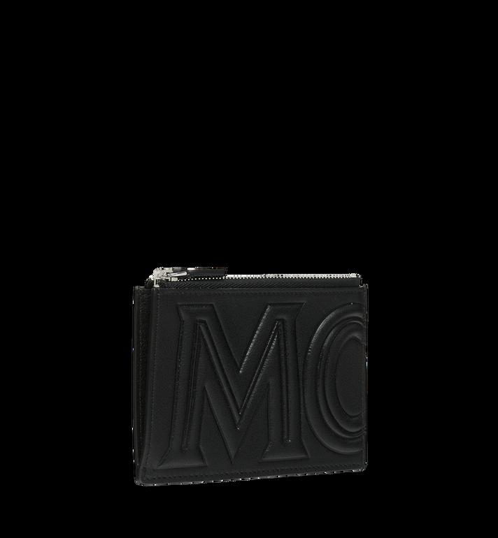 MCM MCM 인젝션 로고 카드 홀더 Black MXA9SCL04BK001 Alternate View 2
