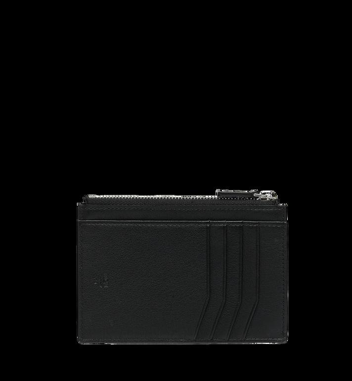 MCM MCM 인젝션 로고 카드 홀더 Black MXA9SCL04BK001 Alternate View 3