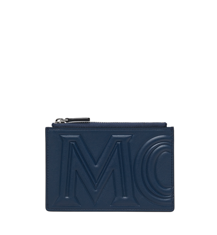 MCM MCM 인젝션 로고 카드 홀더 Alternate View