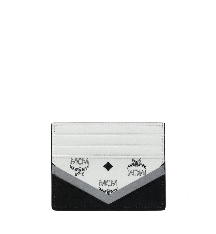 MCM Card Case in M Move Visetos MXA9SCV01BK001 AlternateView