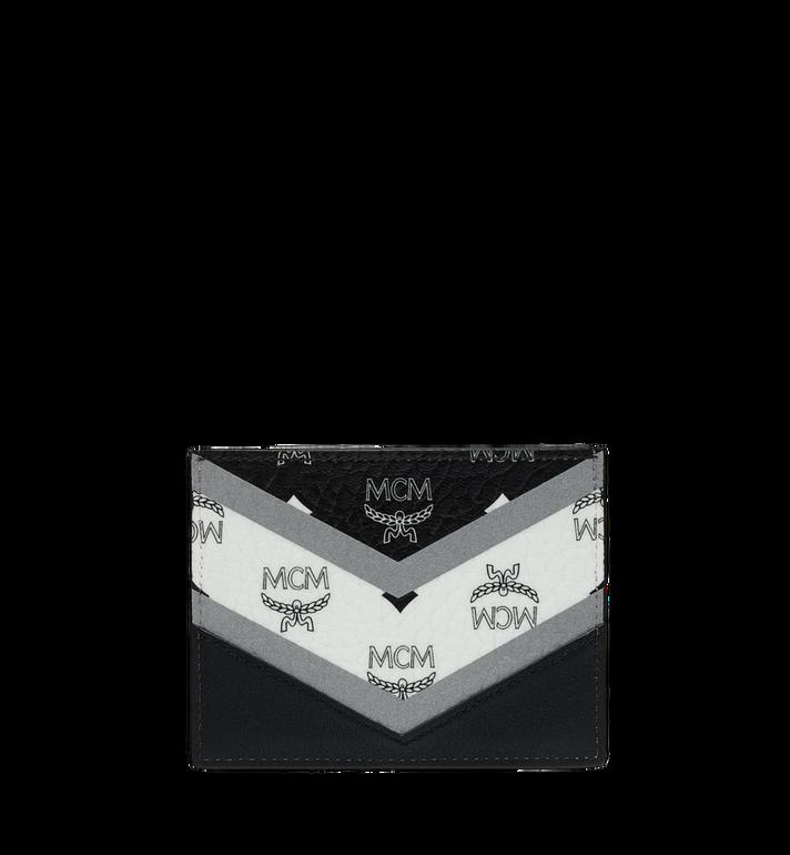 MCM Card Case in M Move Visetos MXA9SCV01BK001 AlternateView3