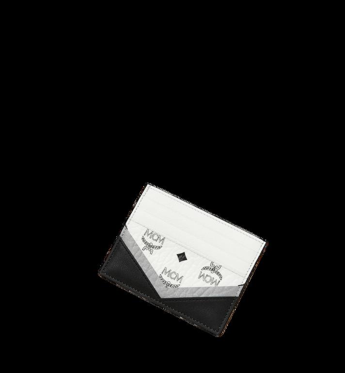 MCM Card Case in M Move Visetos MXA9SCV01BK001 AlternateView4