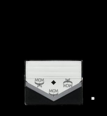 MCM Card Case in M Move Visetos Alternate View