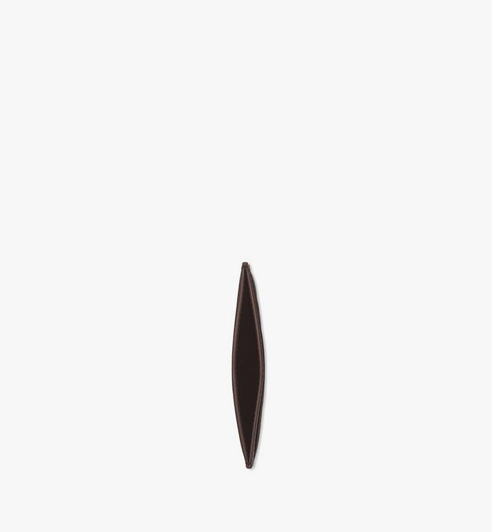 MCM 클라라 모노그램드 레더 카드케이스 Black MXA9SKM43BK001 Alternate View 3