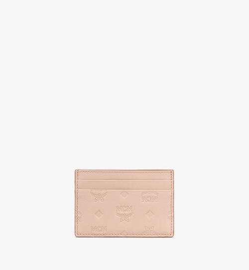 Card Case in Monogram Leather