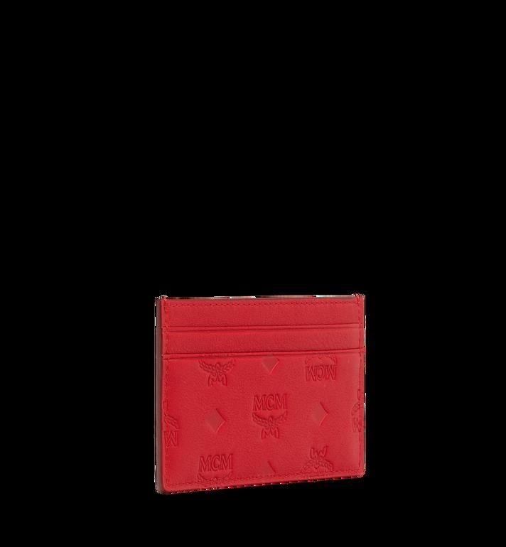 MCM Card Case in Monogram Leather MXA9SKM43RJ001 AlternateView2