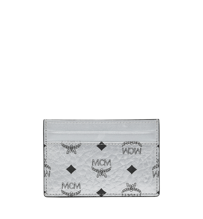 MCM Card Case in Visetos Original MXA9SVI26SB001 AlternateView