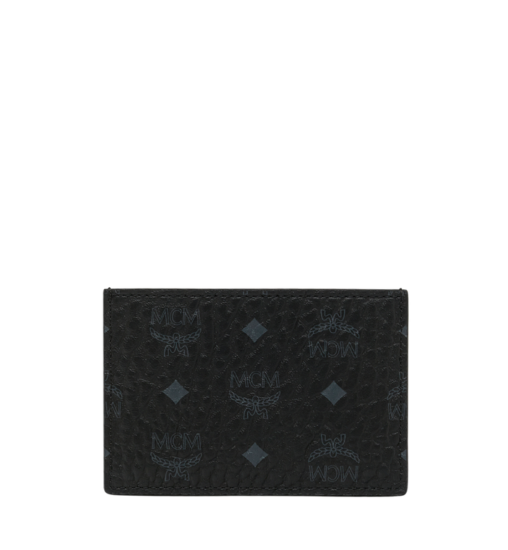 MCM Card Case in Webbing Visetos Alternate View 3